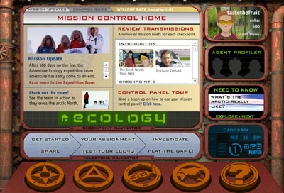 Adventure Ecology Online Game