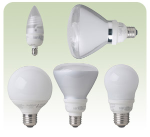 a variety of CFLs