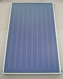 flat_panel_solar_collector