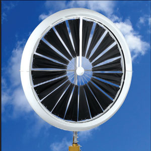 Honeywell WT6000 Home Wind Turbine