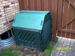 Large Compost Box