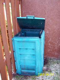 Small Compost Box