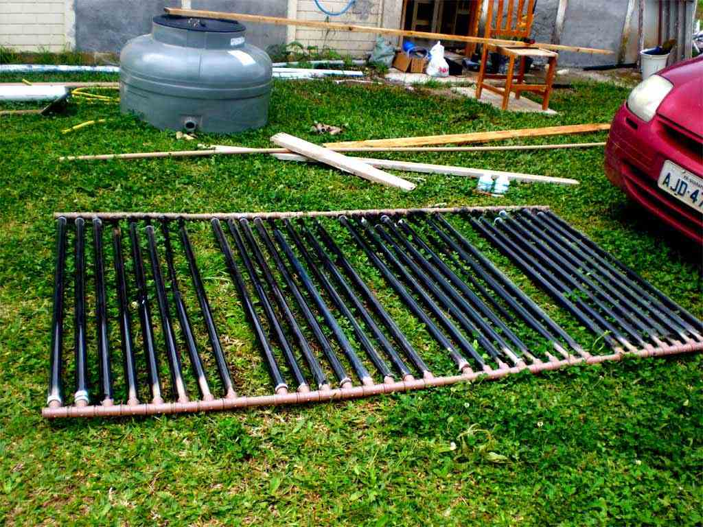 Springs Make Diy Home Solar Energy Projects